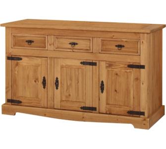 sideboard landhaus classic preisvergleiche erfahrungsberichte und kauf bei nextag. Black Bedroom Furniture Sets. Home Design Ideas