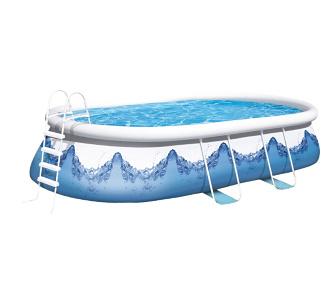 Quick up pool preisvergleiche erfahrungsberichte und for Obi quick up pool