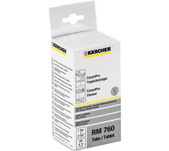 Karcher Kärcher Reinigungsmittel CarpetPro Teppichreiniger RM 760 Tabs