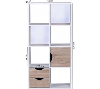 b cherregal mit t ren preisvergleiche erfahrungsberichte und kauf bei nextag. Black Bedroom Furniture Sets. Home Design Ideas