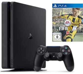 Sony PlayStation 4 slim 1TB Fifa 17 Bundle (PS4)