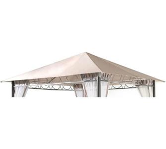 ersatzdach pavillon 3x3 preisvergleiche. Black Bedroom Furniture Sets. Home Design Ideas