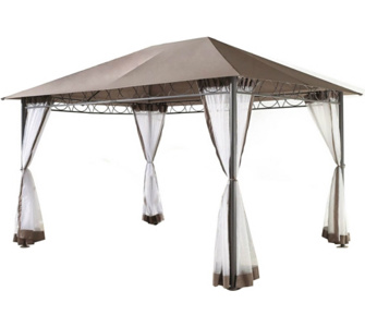 pavillon seitenteile 3x4 preisvergleiche. Black Bedroom Furniture Sets. Home Design Ideas