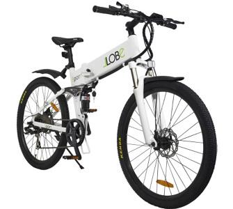 LLOBE Elektro-Faltrad »Sport, 66,04 cm (26 Zoll)«