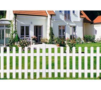 Der gartenzaun h bsche einrahmung f r ihr gr nes paradies gartenxxl ratgeber - Vorgartenzaun modern ...