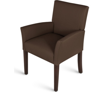Cats Collection Esszimmerstuhl Stuhl mit Armlehnen braun