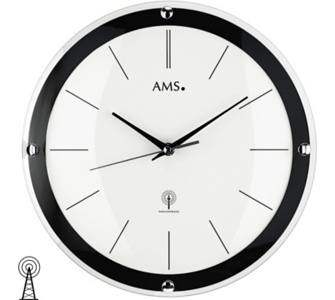 Cats Collection AMS AMS 5902 Wanduhr