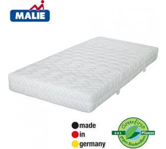 MALIE Polar 5-Zonen Tonnentaschenfederkern-Matratze 90x200 cm H2