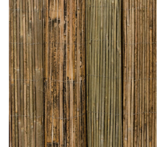 eyepower Bambus Sichtschutz 300 x 120 cm