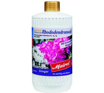 Ballistol MAIROL Premium Rhododendron Dünger Rhododendronwohl Liquid, 1.000 ml