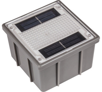 Solar LED Pflasterstein Ground 1, Heitronic