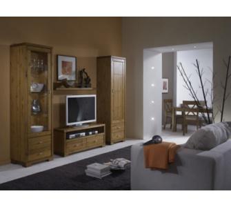 Wohnzimmer Vitrine Regal