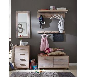 garderobe rustikal preisvergleiche erfahrungsberichte und kauf bei nextag. Black Bedroom Furniture Sets. Home Design Ideas