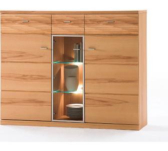sideboard kernbuche teilmassiv preisvergleiche erfahrungsberichte und kauf bei nextag. Black Bedroom Furniture Sets. Home Design Ideas