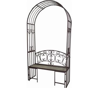 rosenbogen mit sitzbank preisvergleiche erfahrungsberichte und kauf bei nextag. Black Bedroom Furniture Sets. Home Design Ideas