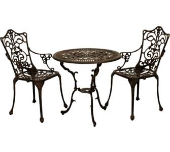 aluguss gartenm bel preisvergleiche erfahrungsberichte. Black Bedroom Furniture Sets. Home Design Ideas