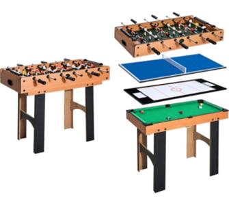 multi spieltisch machen sie den preisvergleich bei nextag. Black Bedroom Furniture Sets. Home Design Ideas