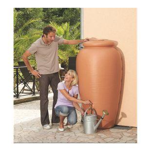Garantia Regen-Amphore-Wandtank terrakotta 350 L