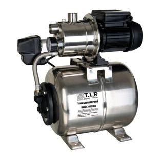 T.I.P. HWW 3000 INOX, Hauswasserwerk