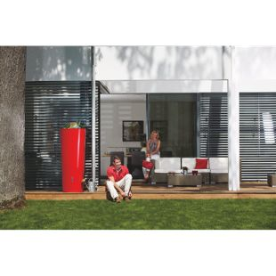 Garantia Color 2in1 Design 350 l Regenspeicher tomato
