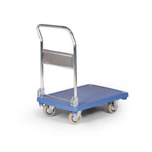 Protaurus Kunststoff-Plattformwagen 200 kg mit 1 Ebene