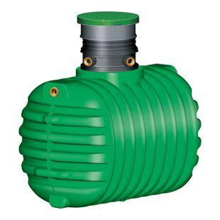Garantia CRISTALL Abwasser-Sammelgrube 1.600 L grün