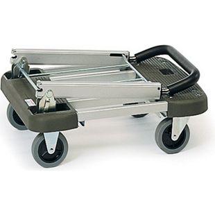 Protaurus Aluminium-Transportwagen mit ausziehbarer Ladefläche