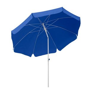 Schneider Sonnenschirm Ibiza blau, 200 Ø