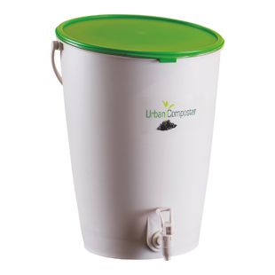 Garantia Urban Komposter 15 L grün