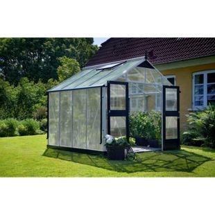 Juliana Premium 8,8 m² Gewächshaus mit 10 mm Hohlkammerplatten