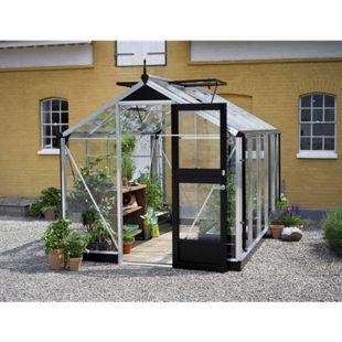 Juliana Compact 8,2 m² Gewächshaus mit 3 mm Sicherheitsglas