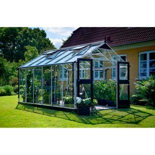 Juliana Premium 13,0 m² Gewächshaus mit 3 mm Sicherheitsglas