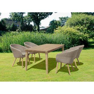 Garden Pleasure Tischgruppe Visalia