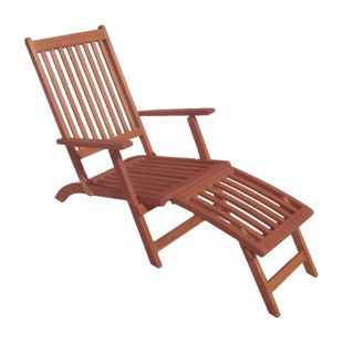 Garden Pleasure Deckchair Montego