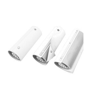 NINETEC Impulse Bluetooth 20W NFC Aux Lautsprecher - weiß/silber