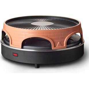 Emerio PO-113255.4 Pizzarette/Grill/Raclette