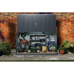 Trimetals Storeguard Aufbewahrungsbox inkl. Metallboden