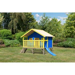 Akubi Kinderhaus Maxi Set M mit Farbpaket