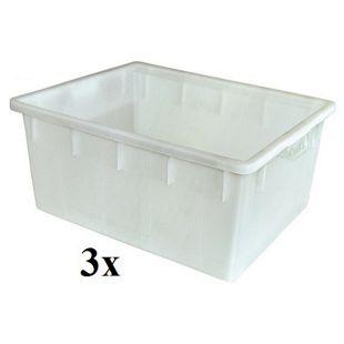 BRB 55345 Universalbehälter-Set 145 Liter