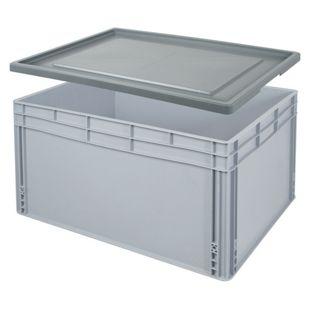 BRB 21626 Euro-Stapelbehälter-Set 80 x 60 x 42 cm