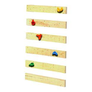 Akubi Kletterwand für Lotti, Danny und Frieda