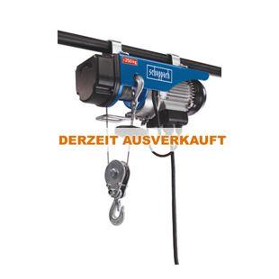 Scheppach HRS250 Elektrischer Seilzug