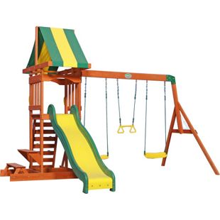 Backyard Spielturm Sunnydale