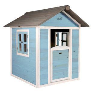 Sunny C050.001.01 Spielhaus Lodge, blau-weiß
