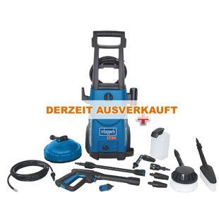 Scheppach HCE2550 Hochdruckreiniger inkl. 12-tlg. Zubehör-Set