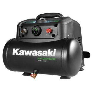 Kawasaki K-AC 6-1200 Kompressor