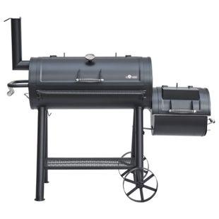 El Fuego Smoker Holzkohlegrill Buffalo