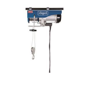 Scheppach HRS800 Elektrischer Seilzug