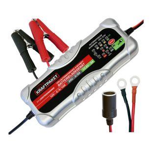Dino KRAFTPAKET 136302 12/24 V 10 A Batterieladegerät