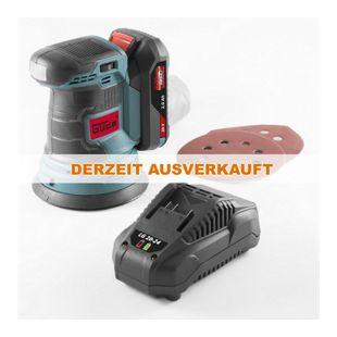 Güde EXS 20-201-24 Akku-Exzenterschleifer